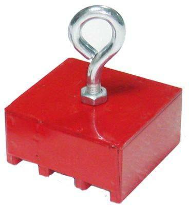 Levantador magnético manual