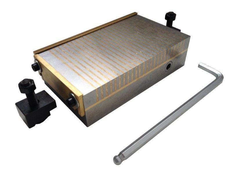 Placa magnética para usinagem